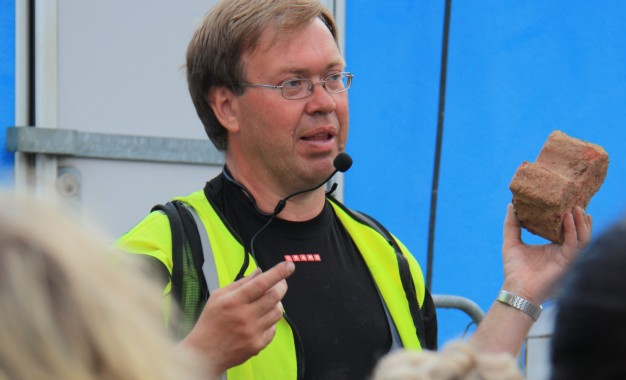 New Member of Combat Archaeology: Claes B. Pettersson