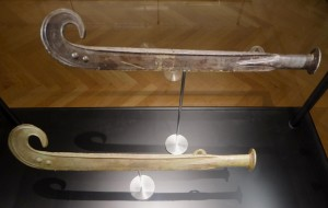 Fig.1: Both of the Rørby swords.