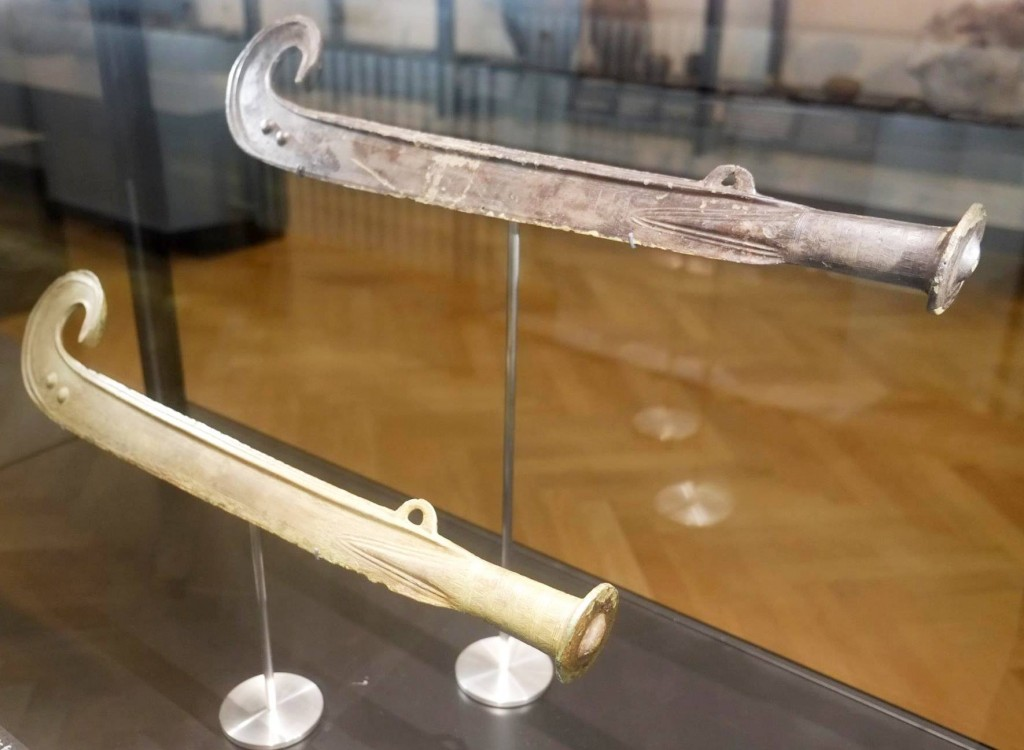 The Rørby Swords