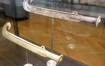Artefact of the Month: The Rørby Swords