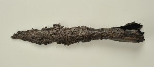Fig. 11: A spearhead of iron.