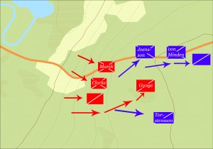 fig 7 Sid 16-3 Battle Map third phase 3