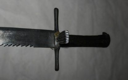 The Schwarzburg Armoury (1): The Großmesser (Oss 307)