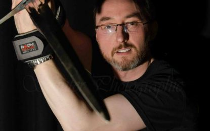 New Member of Combat Archaeology: Dean Davidson