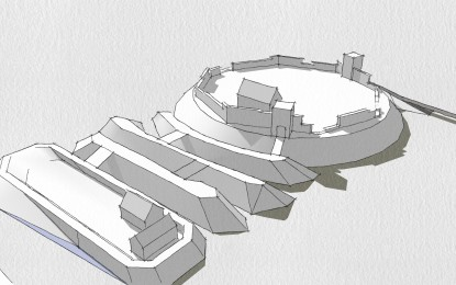 The Case of Refshaleborg Castle