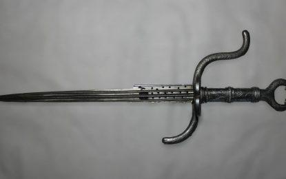 The Schwarzburg Armoury (2): The Main-Gauche Dagger (Oss 2825)