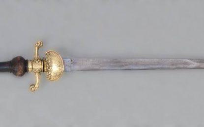 The Schwarzburg Armoury (3): Three Early Bayonet Types